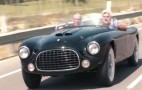 Jay Leno Drives Henry Ford II's 1952 Ferrari Barchetta: Video