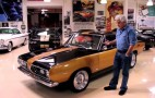 Jay Leno Examines The Old School Muscle Of A '67 Hurst Barracuda: Video