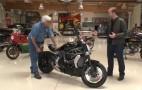 Jay Leno tests the Ducati XDiavel S