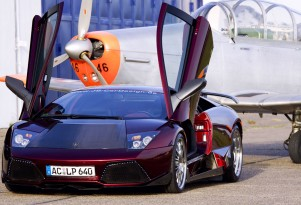 JB Car Design Lamborghini Murcielago LP-640 JB-R