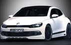 JE Design takes on the VW Scirocco coupe