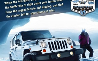 Win A Trip To The Winter X Games & A Shot At A 2012 Jeep Wrangler Arctic Edition