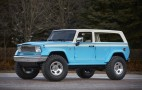 Awesome Jeep Chief Concept Leads Six Others To Moab Easter Jeep Safari