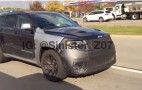 The Jeep Grand Cherokee Hellcat was just spotted prowling the streets