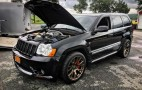 Hellcat-powered Jeep Grand Cherokee is an appropriate Independence Day ride