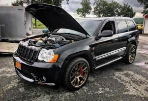 Hellcat-powered Jeep Grand Cherokee HellhaWK, Photo: True Street Performance/Jim