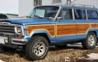 Upscale Jeep Grand Wagoneer's Return Now Pushed To 2014: Report