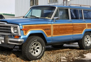 2015 jeep grand wagoneer breaking news photos videos the car. Cars Review. Best American Auto & Cars Review