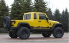 Jeep Wrangler Unlimited JK-8 Pickup Conversion Package Priced At $5,499