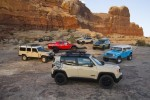 Jeep Showcases New Performance Parts At Moab Easter Safari