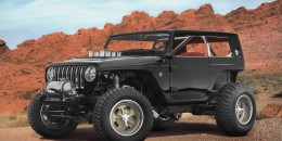 Jeep Quicksand for Moab Easter Jeep Safari, 2017