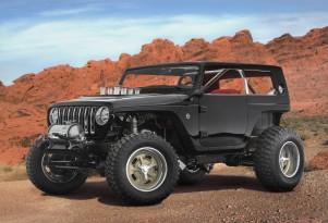 Jeep Quicksand for Moab Easter Jeep Safari, 2017