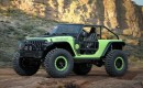 Jeep Trailcat concept, 2016 Easter Jeep Safari