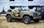 Wrangler Salute concept celebrates 75 years of Jeep
