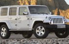Jeep takes electric technology off-road with Wrangler-based plug-in