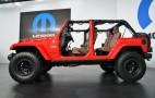 Jeep Wrangler Red Rock Concept Rocks SEMA 2015