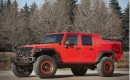 Jeep Wrangler Red Rock Responder Concept for Moab Easter Jeep Safari, 2015