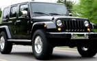 Jeep Wrangler Ultimate with 6.4L HEMI V8 power