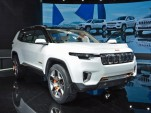 Jeep Yuntu Concept for Shanghai may have plug-in hybrid powertrain