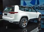 Jeep Yuntu concept, 2017 Shanghai auto show    [photo: Ronan Glon]