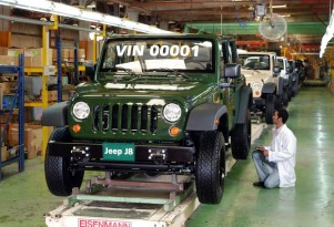 Jeep J8 Production Begins at Arab American Vehicles Company