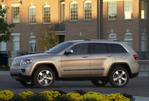Hugely Changed 2011 Jeep Grand Cherokee Debuts In NYC