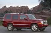2010 Jeep Commander Photos