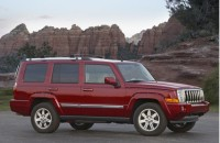 UsedJeep Commander