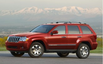 Jeep Grand Cherokee, Commander Recalled For Electrical Flaw