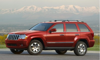 2010 Jeep Grand Cherokee Photos