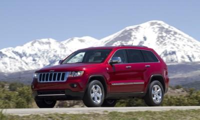 2011 Jeep Grand Cherokee Photos