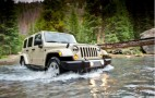 Diesel Jeep Wranglers En Route To U.S.?