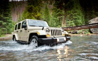 Jeep Recalls 2010 - 2011 Wrangler For Axle Assembly Flaw