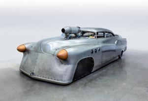 "Jeff Brock's 1952 Buick Super Riviera ""Bombshell Betty"""