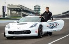 Jeff Gordon To Pace 2015 Indy 500 In A Chevy Corvette Z06