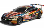 Jeff Koons BMW M3 GT2 Art Car Scale Models Up For Sale