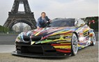 Jeff Koons' BMW M3 GT2 Art Car Revealed 