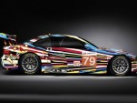 Jeff Koons' BMW M3 GT2 Art Car