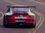Jeff Zwart Porsche 911 GT3 Cup at Pikes Peak screencap
