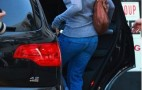Jennifer Lopez Plops Down On Big, Juicy Audi Q7