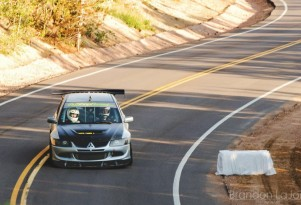 Jeremy Foley of Evolution Dynamics, PPIHC 2012 Qualifying. Image via Evo Dynamics/Brandon LaJoie.