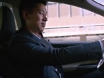 Jeremy Lin, behind the wheel of a Volvo XC60