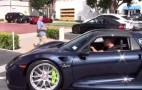 Jerry Seinfeld Spotted In His Porsche 918 Spyder: Video
