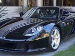 Jerry Seinfeld's 2004 Porsche Carrera GT