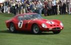 1963 Ferrari 330 LM Wins 'Concours de Sport' At Amelia Island