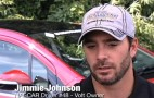 The Chevy Volt's Newest Advocates? NASCAR's Jimmie Johnson, Jeff Gordon