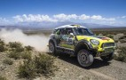 X-Raid's Joan Roma Drives MINI ALL4 Racing To 2014 Dakar Rally Victory