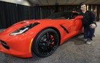 Super Bowl MVP Joe Flacco Wins 2014 Chevy Corvette Stingray