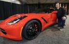 Super Bowl MVP Joe Flacco Wins 2014 Chevy Corvette Stingray
