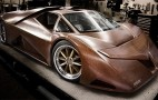 More details on Splinter wooden supercar